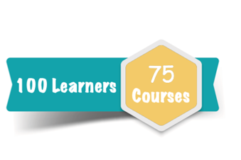 100 Learner Subscription for 75 Courses Online Training Course