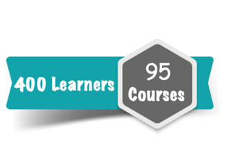 400 Learner Subscription for 95 Courses Online Training Course