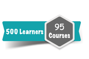 500 Learner Subscription for 95 Courses Online Training Course