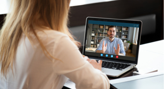 Skills for Being Interviewed in a Virtual Environment Online Training Course