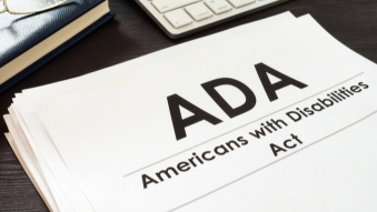Americans with Disabilities Act Online Training Course