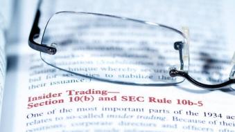 Avoiding Insider Trading Online Training Course