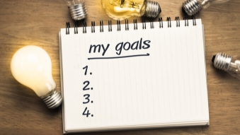Reaching personal goals online training course
